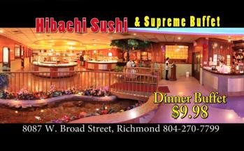 Hibachi Sushi 30sec spot